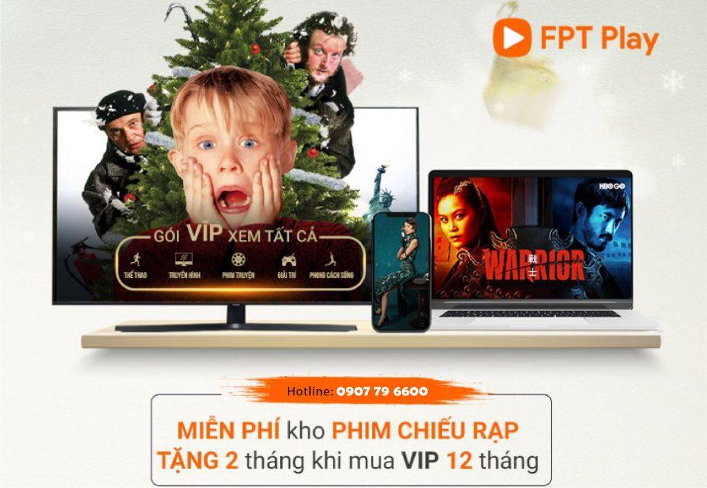 Gói VIP Trên FPT Play Box